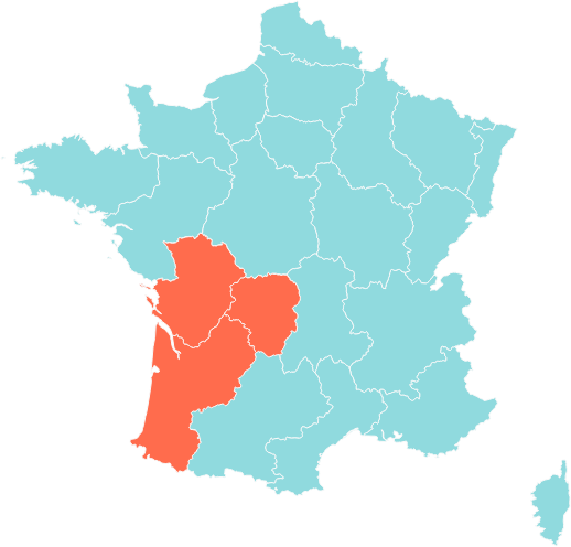 Carte Josepho de Bordeaux
