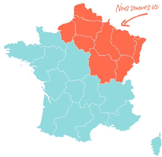 Carte Josepho de Paris
